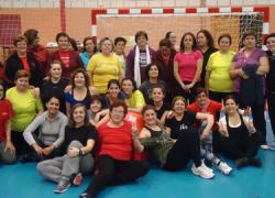 Un centenar de vecinas del municipio gaditano de Benalup-Casas Viejas participan en la V Edición de las Olimpiadas Solidarias de la Mujer