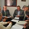 El Ayuntamiento de la localidad gaditana de Arcos de la Frontera firma los préstamos ICO correspondientes al tercer Plan de Pago a Proveedores