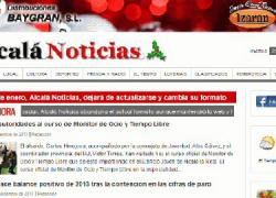 Alcalá Noticias se queda sin redacción propia para la web pero seguirá publicando información sobre la localidad jiennense de Alcalá la Real en las redes sociales