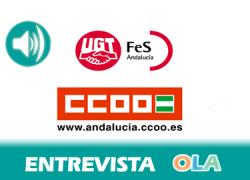 ESPECIAL EMPLEO: Los sindicatos UGT y CCOO denuncian que la reforma laboral ha traído consigo la liberalización del despido. Hablamos con Nuria López, de CCOO-A y Mari Carmen Barrera, de UGT-A