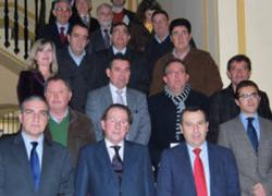 Campillos y otros trece municipios malagueños reciben de la Junta de Andalucía la homologación de los planes de emergencias realizados por la Diputación para mejorar su protección ante siniestros
