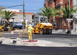Creación de espacios verdes, una nueva Casa de la Cultura y diversas obras de saneamiento destacan entre las actuaciones llevadas a cabo en Olula del Río con la contratación de mano de obra local