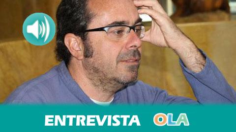 «Lo público no es unicamente lo que está en posesión del Estado, lo público es lo que nos pertenece a toda la ciudadanía», Ángel Calle, profesor de Sociología UCO