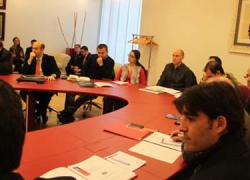 Representantes municipales y empresariales de la provincia de Granada se reúnen con la embajadora de Sudáfrica para estrechar lazos comerciales entre la provincia y el país africano