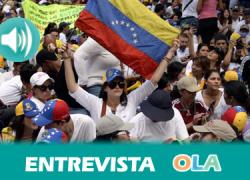 Expertos en América Latina creen que Venezuela está viviendo un golpe de Estado. Analizamos la situación con Juan Marchena y Ernesto Silva de la Universidad Pablo de Olavide