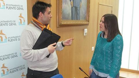 Los jóvenes de Puente Genil participan en un programa de intercambio europeo sobre participación y democracia que se lleva a cabo en Bruselas y en el que intervienen jóvenes de 12 países