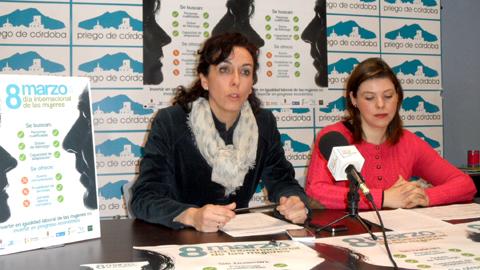 Nueve actividades divulgativas centradas en las desigualdades laborales conmemoran el 'Día de la Mujer' en Priego de Córdoba