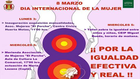 Paradas Celebra Este Fin De Semana El Dia Internacional De La Mujer