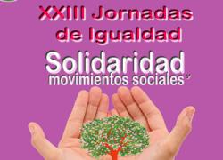 Trebujena trabaja por la igualdad bajo el lema 'Solidaridad y Movimientos Sociales' con la celebracion de las XXIII Jornadas de Igualdad del 12 al 30 de marzo