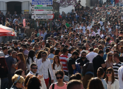 Benalup-Casas Viejas despide con gran ambiente su fin de semana grande que celebra la XXIII Fiesta de la Independencia de la localidad
