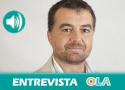 «Mantenemos sectores estratégicos como el agroalimentario, el turismo, el comercio o la construcción sostenible como nuevo modelo económico para Andalucía», Antonio Maíllo, coordinador regional de IU