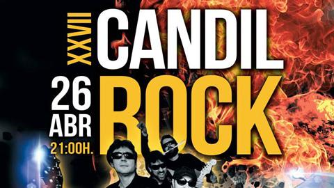 La XXVII edición del Festival Candil Rock abre el sábado 26 de abril las fiestas grandes de Huércal de Almería que se celebrarán el primer fin de semana de mayo