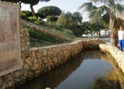 Concluye en Mazagón el embellecimiento y mejora de la zona oeste del parque público dentro del Plan de Fomento del Empleo Agrario que ha dado empleo a cinco personas