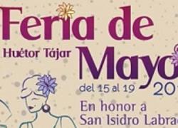 Huétor Tájar presenta la programación de actividades con motivo de la Feria de Mayo, que se desarrollará del 15 al 19 de mayo, con diversas propuestas deportivas y solidarias