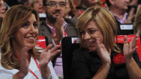 El PSOE gana las elecciones europeas en Andalucía con más de nueve puntos sobre el Partido Popular y una participación del43,06%