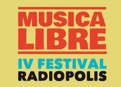 La emisora ciudadana sevillana Radiópolis pone en marcha su Cuarto Festival de Música Libre el próximo sábado 31 de mayo en el hispalense Monasterio de La Cartuja, el objetivo del evento es recaudar fondos para la subsistencia de la emisora