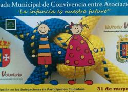 """Las Plataformas del Voluntariado de El Viso del Alcor y Mairena organizan la jornada municipal de convivencia entre asociaciones """"La infancia es nuestro futuro"""" el próximo sábado 31 de mayo"""
