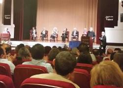 La Asociación LGTB de Cantillana, Adriano Antinoo, entregó sus III Premios por la Igualdad que se conceden a personas o instituciones que han desarrollado una trayectoria por conseguir la igualdad real en la sociedad