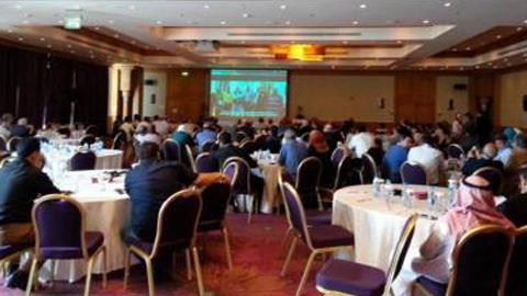 Campillos participa en Jordania en una conferencia sobre la prevención y riesgos de contaminación de las aguas subterráneas de la provincia junto a otros municipios malagueños