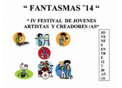 """El programa """"Fantasmas 2014"""", que presenta actividades alternativa para el ocio nocturno en Pizarra, convoca el IV Festival de Jóvenes Artistas y Creadores/as para jóvenes de entre 12 y 30 años"""
