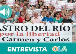 ESPECIAL CASO CARMEN Y CARLOS: Los dos activistas del 15M condenados a tres años y un día de cárcel por participar en un piquete en la huelga general de 2012 reclaman su indulto