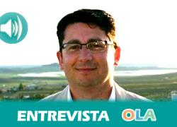 «Hace falta un mecanismo más fluido y rápido entre la administración y los ciudadanos pero también hace falta que la población se implique», Jorge Rodríguez, alcalde de Trebujena