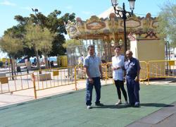 Fuengirola contará a partir de la próxima semana con juegos infantiles adaptados a niños con discapacidad en varios parques dando así respuesta a las demandas vecinales