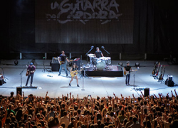 El Festival de la Guitarra de Córdoba comienza hoy su edición número 34, con Pat Metheny y Joe Satriani como cabezas de cartel de un programa con más de 20 actuaciones de primer nivel
