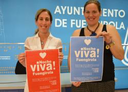 Fuengirola celebra el próximo 18 de julio su Noche Viva, una espectacular jornada de ocio y compras en la que están inscritos 160 establecimientos locales