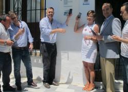 """Olula del Río implanta 16 códigos QR en puntos de interés del municipio y revoluciona el turismo gracias al proyecto de innovación social  """"Conecta tu municipio"""" desarrollado por el Centro Guadalinfo local"""