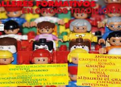 750 jóvenes de la provincia malagueña se iniciarán en oficios tradicionales a través de 50 talleres puestos en marcha por el Área de Educación y Juventud de la Diputación provincial