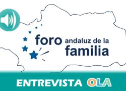 «Lo que puede acabar con los abortos en España es un compromiso público con la maternidad y la vida como un bien social», Vicky Blasco, delegada del Foro Andaluz de la Familia