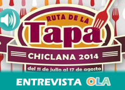 """""""El perfil más marcado es la Ruta de la Tapa de Chiclana es la variedad; tenemos desde novedosos maridajes con nuevos productos hasta la tapa más tradicional"""", José Manuel Lechuga, delegado de Fomento y Cultura de Chiclana (Cádiz)"""