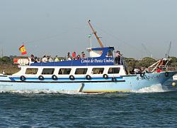 El Patronato de Marismas del Odiel se adhiere a la propuesta del Ayuntamiento de Punta Umbría de declarar 'La Canoa' de Interés Turístico de Andalucía