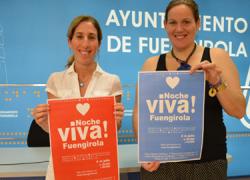160 establecimientos de Fuengirola estarán abiertos esta noche hasta las dos de la madrugada en la celebración de la 'Noche Viva'