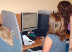 Montellano pone en marcha un nuevo curso de Formación Profesional para el Empleo sobre la Iniciación a la Red de Internet dirigido a mujeres desempleadas