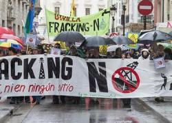 La Plataforma 'Jaén libre de fracking' anuncia una marcha a pie en agosto por la derogación de permisos para explorar hidrocarburos
