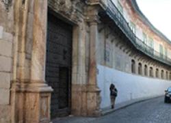Écija arreglará la portada y otras zonas comunes del Palacio de Peñaflor gracias a una subvención del Ministerio de Empleo que generará 54 puestos de trabajo