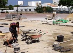 Osuna comienza las obras del Plan de Fomento del Empleo Agrario que supondrán la contratación de un elevado número de personas desempleadas de la localidad