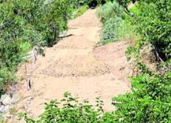 Posadas contará con un sendero turístico de un kilómetro de longitud tras la finalización de las obras de adecuación de la ribera del río Guadalquivir prevista para el 31 de agosto
