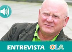 «Con una economía verde se pueden generar cientos de miles de empleos, por lo tanto la economía ecológica no es un paso atrás sino el futuro», Carlos Martínez, de la Junta Directiva de ATTAC Andalucía