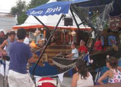 Punta Umbría celebra este fin de semana un mercado marinero medieval en el que se recrea el ambiente de una ciudad portuaria del siglo XVI