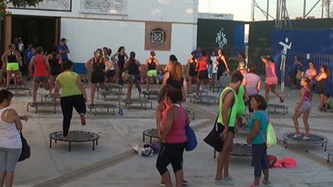 Chipiona está inmersa en la celebración de la Semana del Deporte con elobjetivo de fomentar la convivencia entre practicantes de diferentes deportes y modalidades