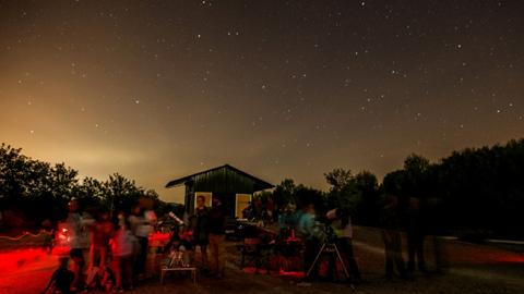 Diez municipios de la Sierra Sur de Jaén reforzarán su oferta turística ligada a la observación de estrellas tras haber sido reconocida esta comarca con la certificación Destino Starlight