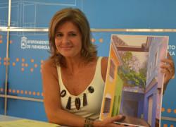 """El proyecto """"Pon color, pon en valor"""" dará vida a determinadas calles y puntos de Fuengirola con el objetivo de dinamizar el comercio y el turismo"""