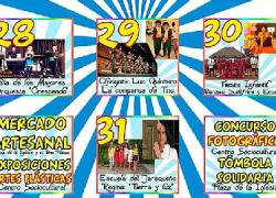 San Juan del Puerto está inmersa en la celebración de la 32 edición de la Semana Cultural con un amplio programa de actividades como exposiciones, talleres y concursos