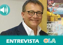 """""""Los turistas que visitan Huelva buscan tranquilidad; la encuentran y repiten"""", Jordi Martí, gerente del Patronato de Turismo de la provincia de Huelva"""