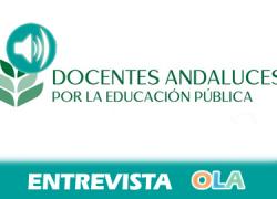«El curso escolar en Andalucía comienza arrastrando recortes desde el año 2012», Luisa Aguilar, integrante de la Plataforma de Interinos Andaluces por la Educación Pública