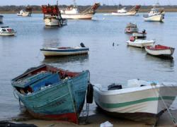 Las obras del dragado de Punta Umbría se retomarán el día 15 de septiembre, tras sufrir un parón el pasado mes de julio por diferencias en el proyecto inicial