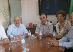 Alcaldes de las localidades que conforman la Ruta Bética Romana solicitan el apoyo de la Junta de Andalucía en su nuevo plan de promoción cultural y turística a nivel nacional e internacional